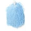 Seedbead 10/0 Light Blue Color Lined Strung Terra Colour